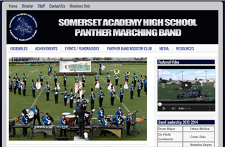 Somerset Panther Band